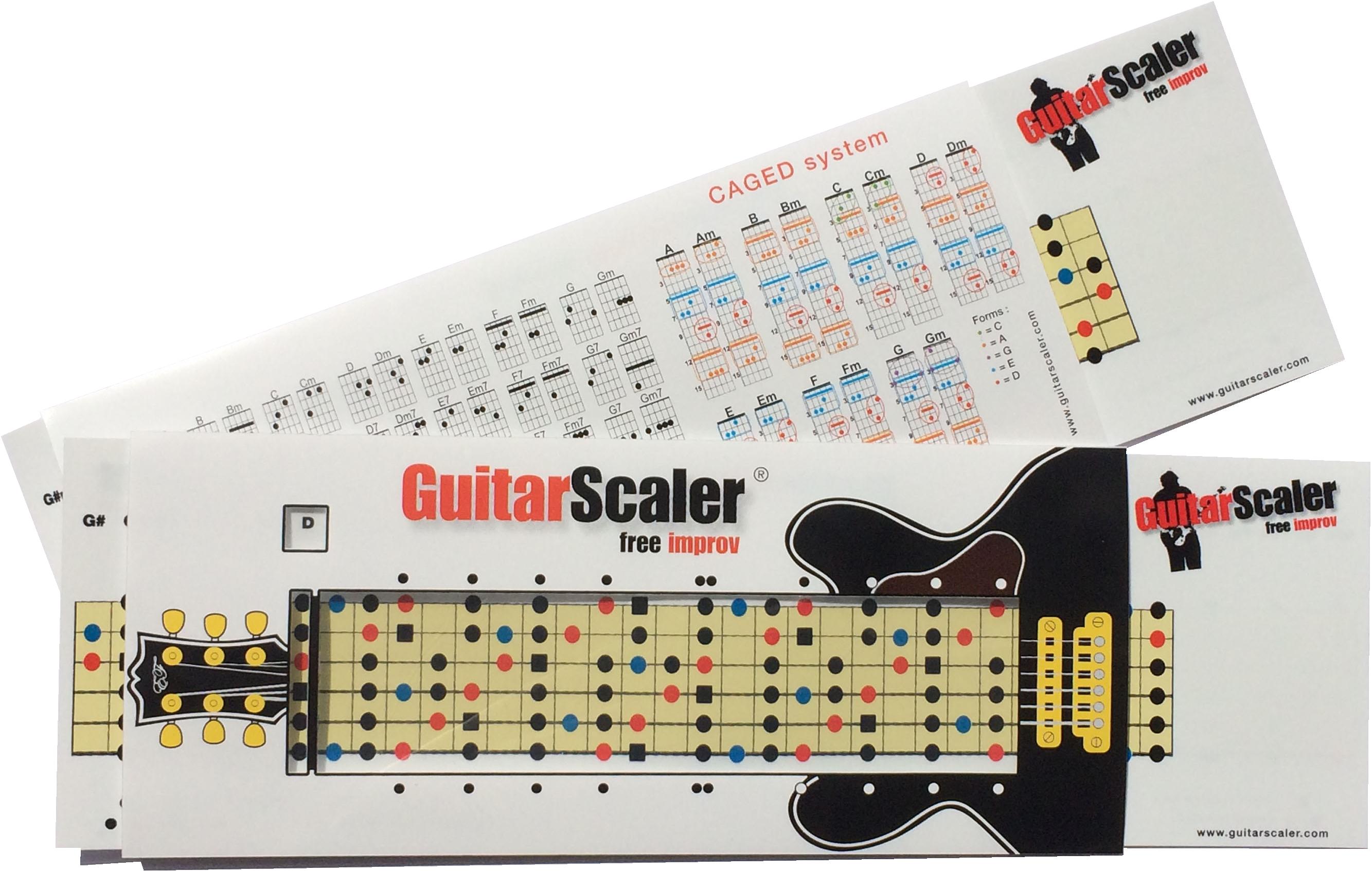 GuitarScaler