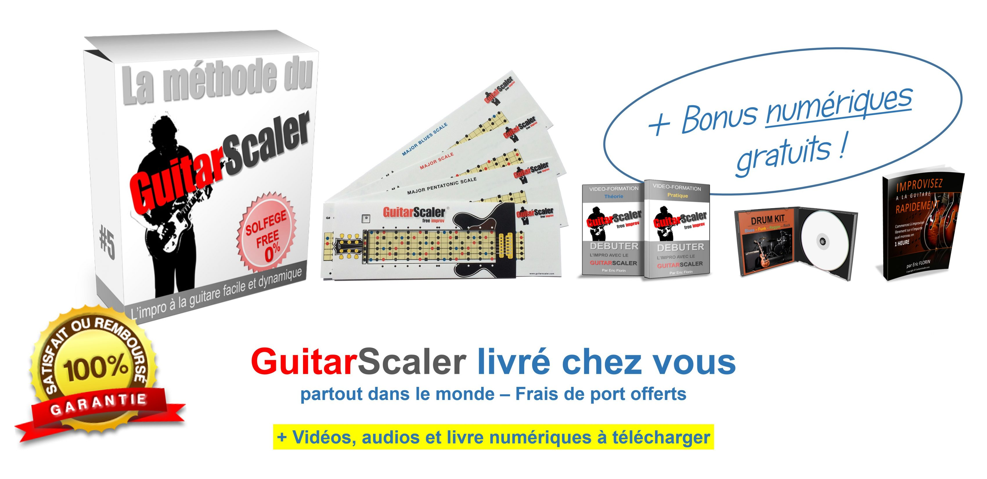 Promo Pack Complet